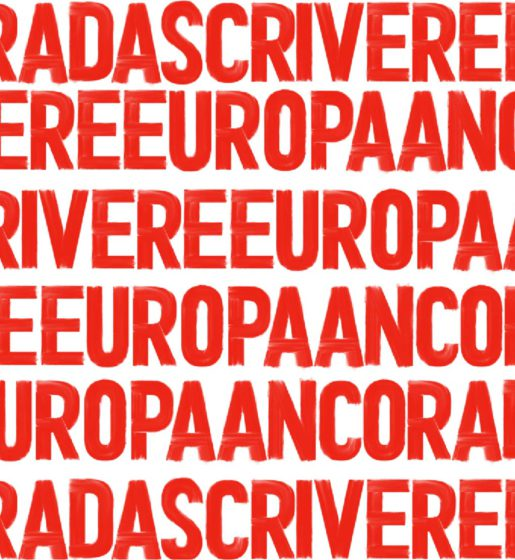 Abbiamo un sogno: si chiama Europa